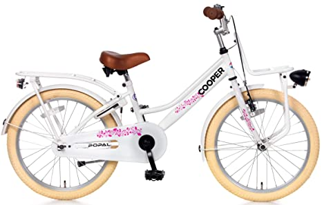 Bicicleta Chica 20 Pulgadas Popal Cooper con Freno delantero al ...