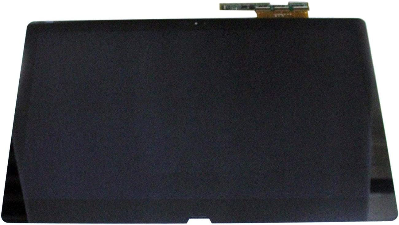 """Bblon 15.6"""" 1920x1080 FHD Touch Glass Panel Digitizer Panel LCD Display Screen Assembly V9G8P for Dell XPS 15 9530 Precision M3800"""