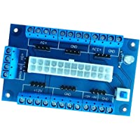 MagiDeal 24/20-pin ATX DC Power Supply Breakout Board Module