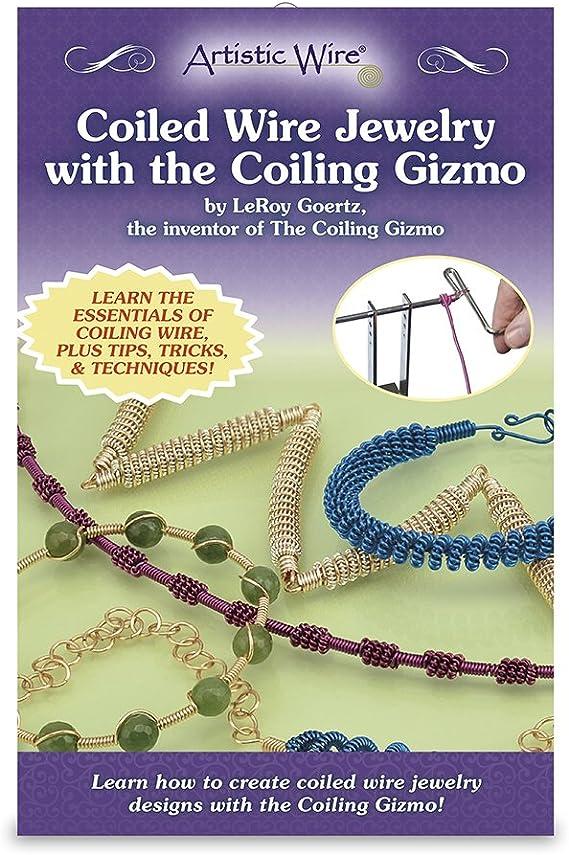 Beadalon Artistic Wire Coiling Gizmo//Econo Winder//Mandrel