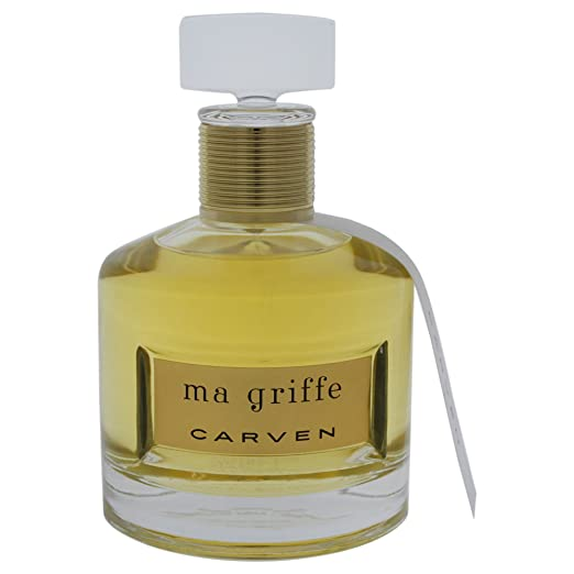 Amazon.com: Ma Griffe by Carven for Women - 3.3 Ounce EDP Spray: Carven: Beauty