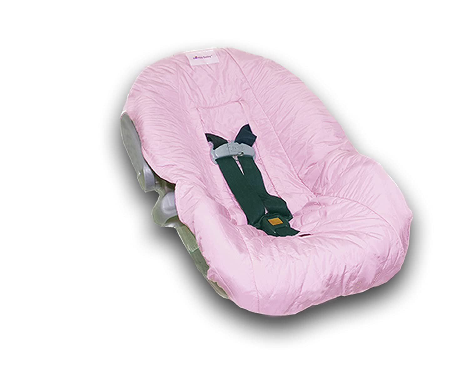 Nomie Baby Infant Car Seat Cover, Infant Baby Pink Pink by Nomie Baby B0044PWNMK, グレースシトラス:cf3d8a11 --- yogabeach.store