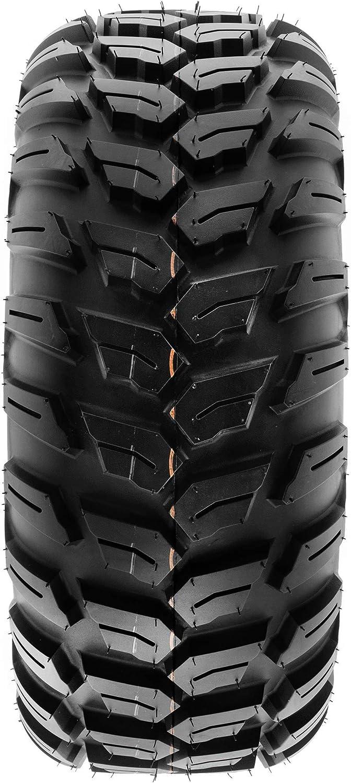 SunF A043 25x8-12 25x8x12 Sport-Performance XC ATV UTV pneumatico radiale fuoristrada pneumatico 6PR TL 57N E marchio di prova