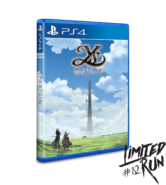 Ys Origin (PS4): Amazon co uk: PC & Video Games