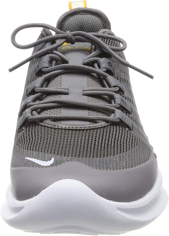 Nike Air Max Axis Prem, Chaussures De Running Homme Gris Gunsmokesea White Univ Gold Black 007