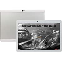 MeterMall Tableta 10 Pulgadas Tablet Android 8.0 6 + 64GB Tablet PC con Ranura para Tarjeta TF y Doble c¨¢Mara Oro Rosa Enchufe de la UE