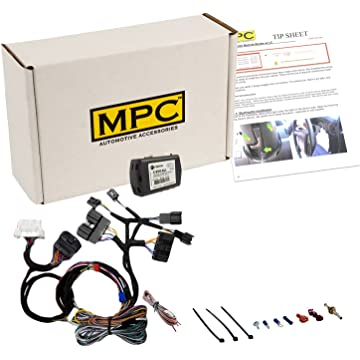 MPC Complete Plug & Play Add-on Remote Start Kit for 2016-2018 Ford