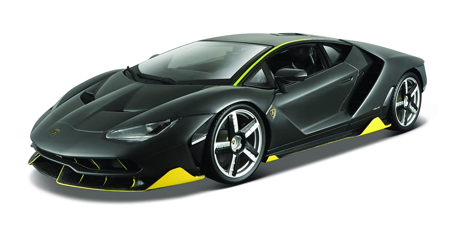 Lamborghini Centenario Grey 1 18 Diecast Model Car By Maisto Amazon