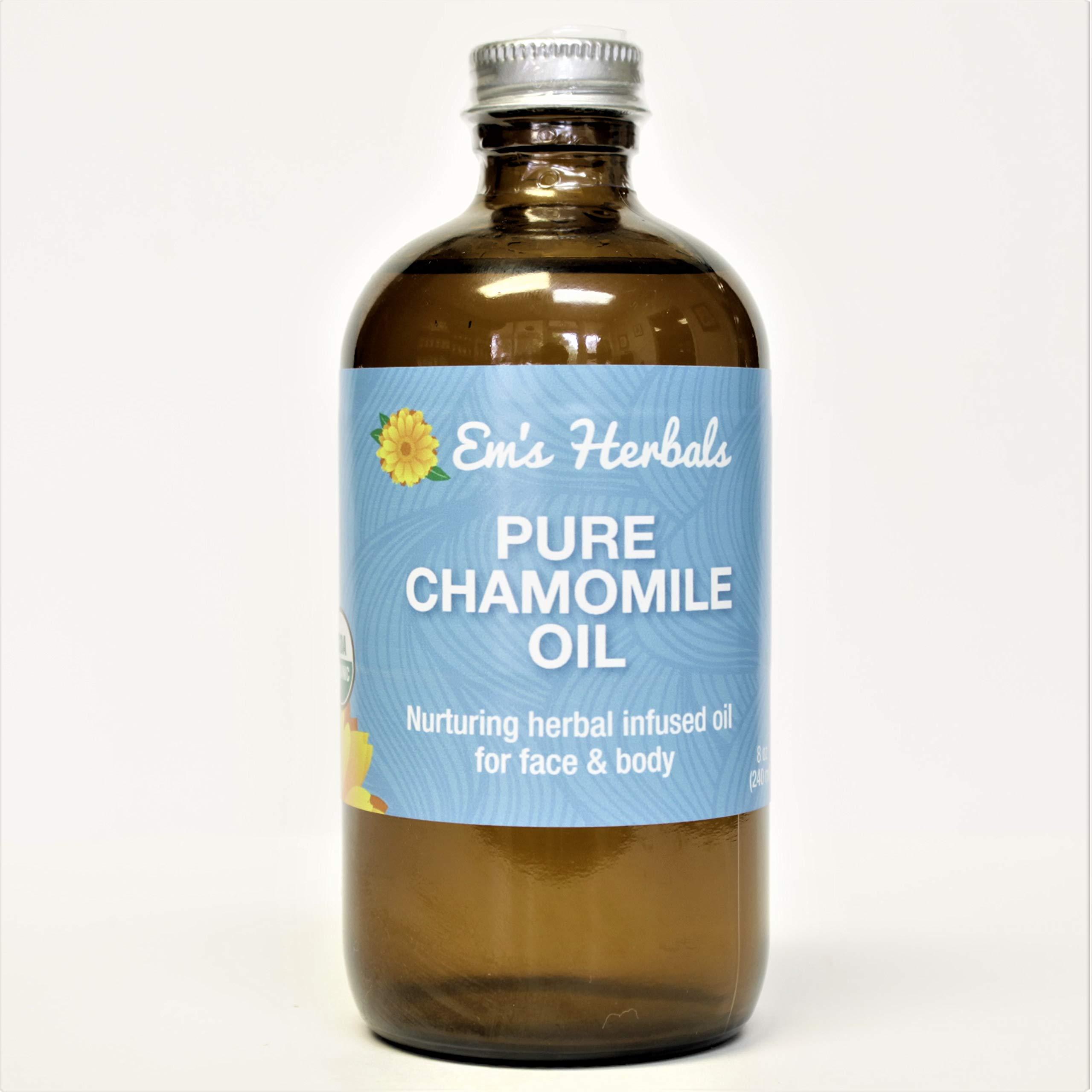 Pure Chamomile Oil (32 oz)