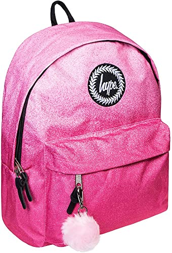 huge inventory closer at shopping Hype Pink Speckle Fade Backpack: Amazon.co.uk: Shoes & Bags
