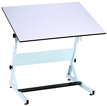 Surprising Bieffe Artist Drafting Table Professional European Style Metal Adjustable Tabletop Drawing Reading Writing Art Craft Work Station 30 X 42 Download Free Architecture Designs Lukepmadebymaigaardcom