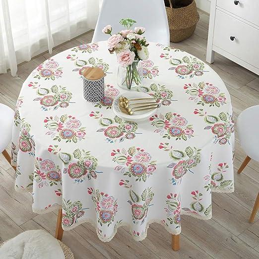 mantel de Tela, mantelito pequeño de algodón Fresco y Lino, Cocina ...