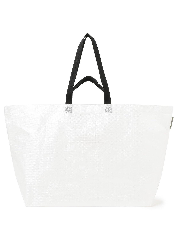 (ビームス) BEAMS STANDARD SUPPLY × BEAMS/別注 Polyethylene Cross Tote Bag 11611050131 B07CLDM1VS  Clear One Size