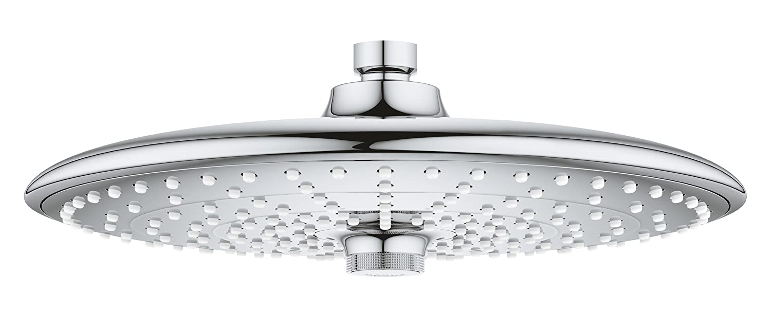 GROHE 26457000 | Euphoria 260 Head Shower | 3 Sprays | Chrome