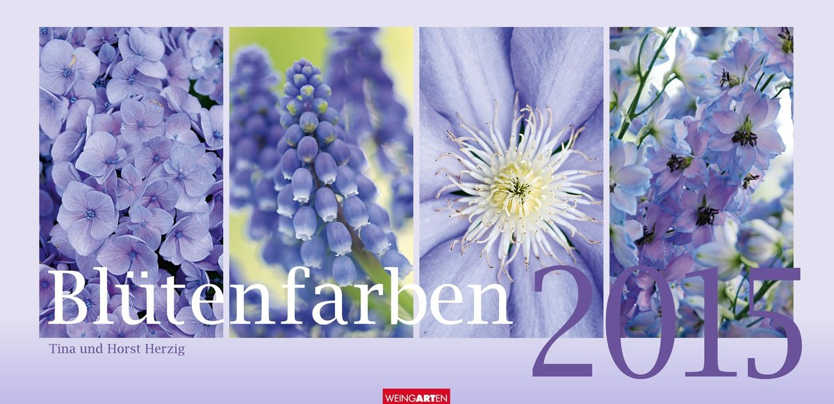 Blütenfarben 2015