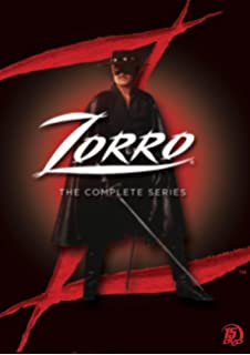 Amazon.com: Walt Disney Treasures: Zorro: Season 1: Guy ...