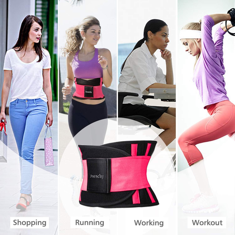Ceinture de Ceinture de Sport Kaufam Ceinture dentra/îneur de Taille pour Les Femmes Taille Serre-Taille Ceinture Minceur Body Shaper