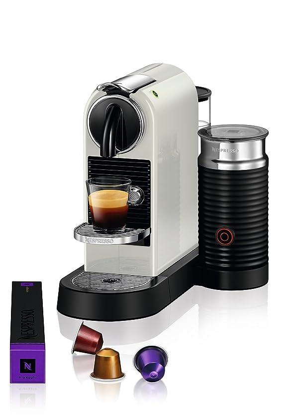 DeLonghi Nespresso EN267.WAE Citiz Kaffemaschine (1710 W) weiß ...