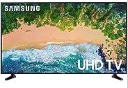 Samsung Smart TV 55inch 4K UHD UN55NU6950FXZA (Renewed)