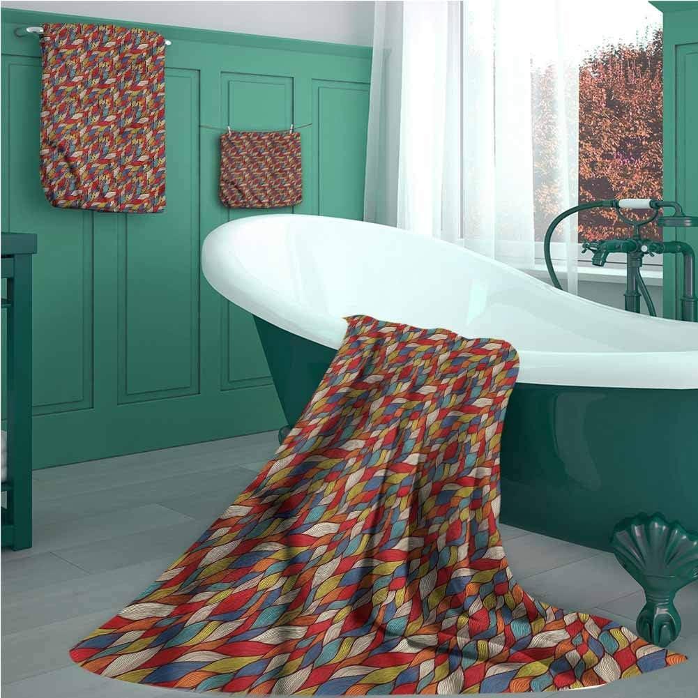 Wave Hotel & Spa calidad y baño Sets, diseño japonés Vintage ...