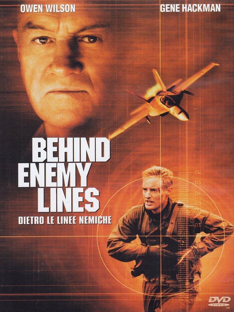 Dvd behind enemy lines - dietro le linee nemiche B000SL1QPE