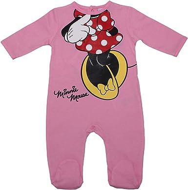 1ca2b231c Minnie Baby Girls' Full Print Sleepsuit, Rose (Pink 114), 18-24 ...