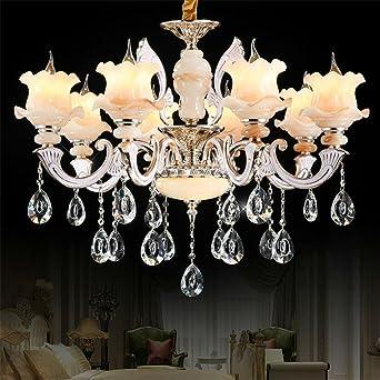Joeyhome Traditionelle Kronleuchter Aus Kristall Leuchten Luxus Kristall  Licht Kronleuchter Für Wohnzimmer Art Deco Große Kronleuchter