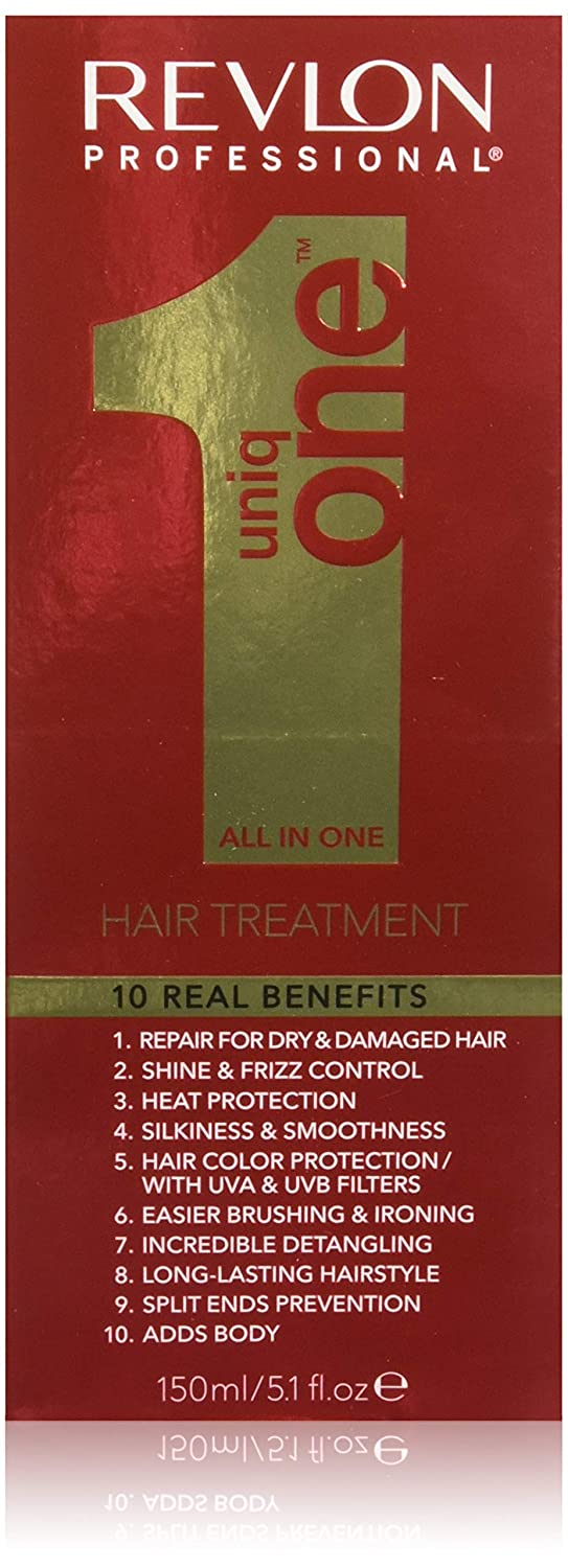 Revlon Uniq One All in One Hair Treatment 5.1oz. Pack of 12 - Original Display
