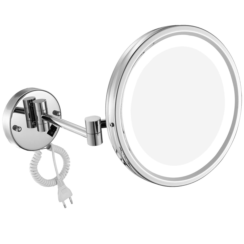 Kosmetikspiegel Beleuchtet Wandmontage BS29 – Hitoiro