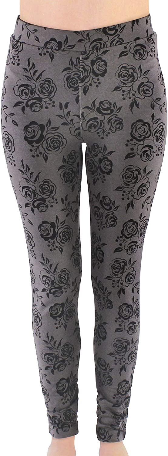 Touched by Nature Women's Organic Cotton Leggings