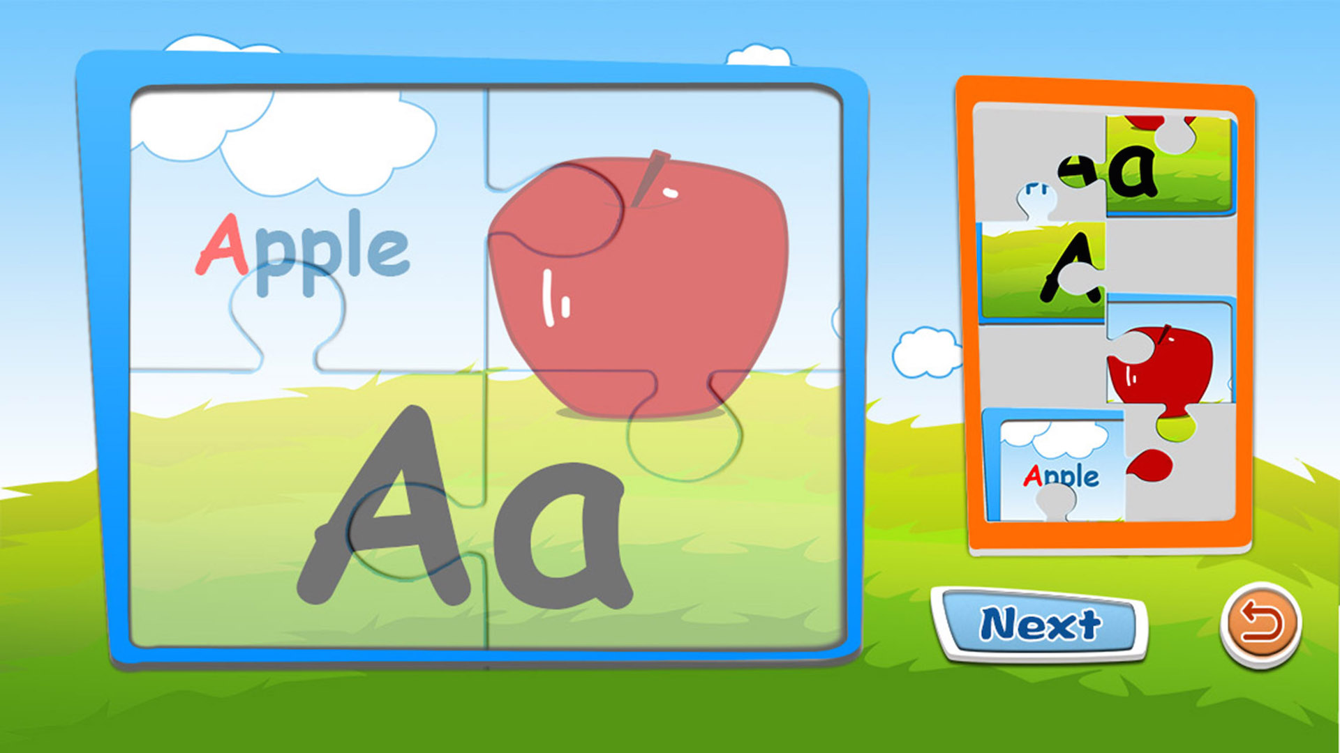 Uncategorized Preschool Puzzles Free amazon com preschool alphabet kids abc puzzles and flashcards free english learning games appstore for android