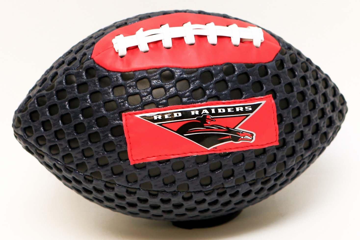 Texas Tech Red Raiders Fun Gripper 8.5 Football NCAA By: Saturnian I