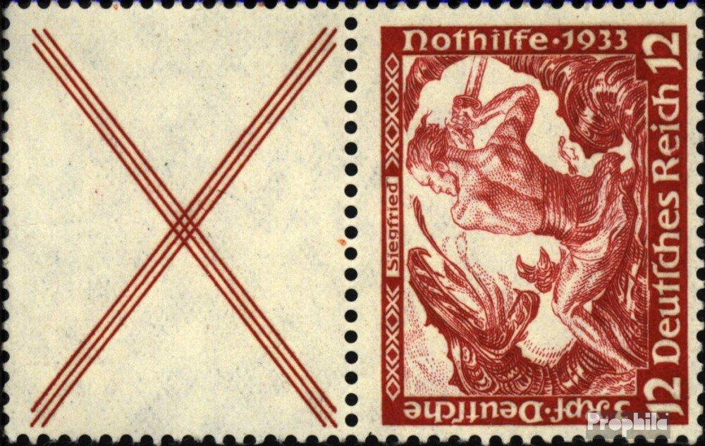 Prophila Collection Deutsches Reich S114 1933 Nothilfe-Wagner (Briefmarken für Sammler) Musik / Tanz