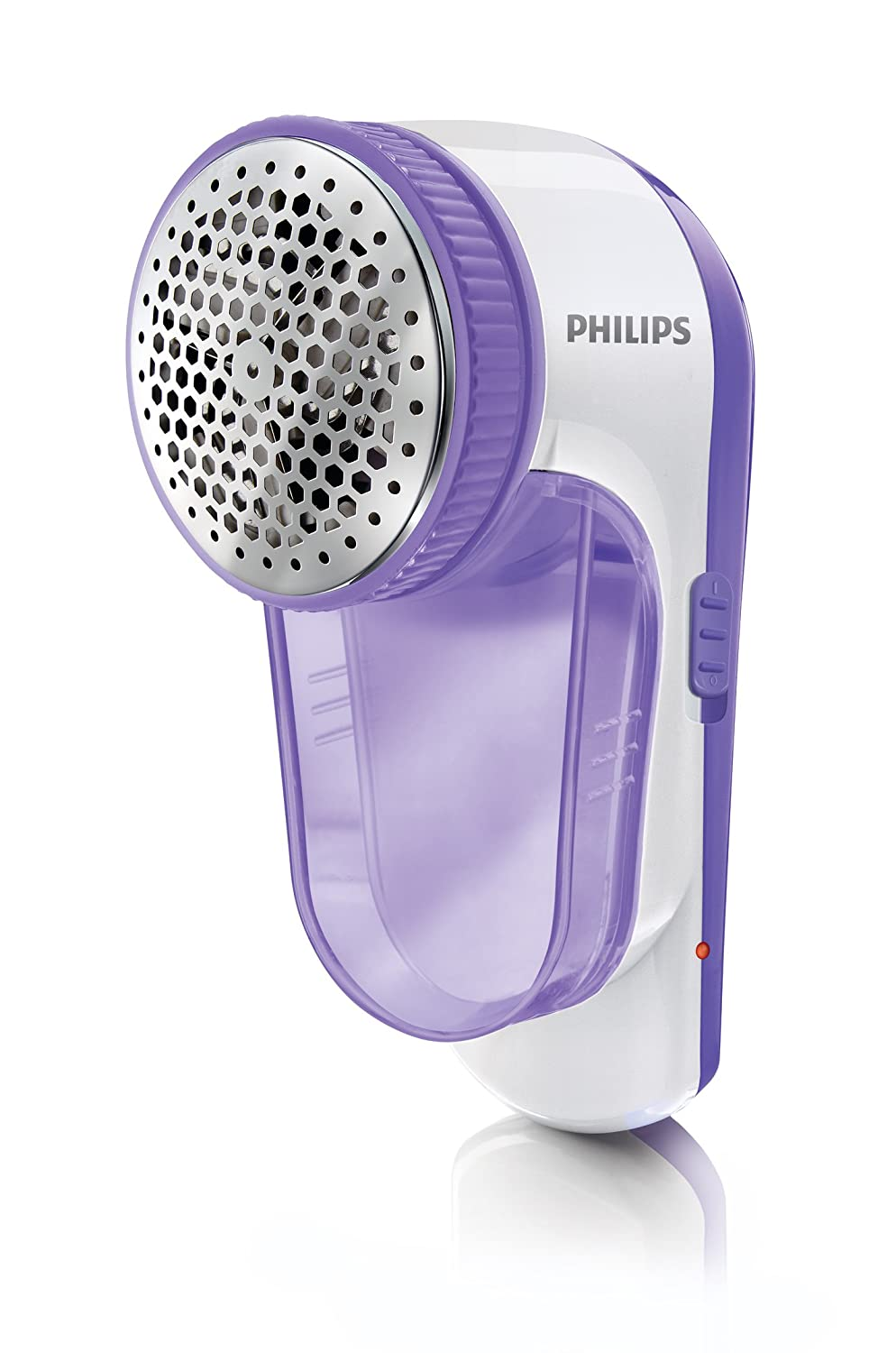 philips gc027 00 rasoir anti bouloche lectrique batterie rechargeable via c b ebay. Black Bedroom Furniture Sets. Home Design Ideas