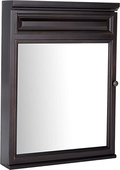 Amazon Com Sunnywood Products Barton Hill Surface Mount Medicine Cabinet 26 X 35 Furniture Decor