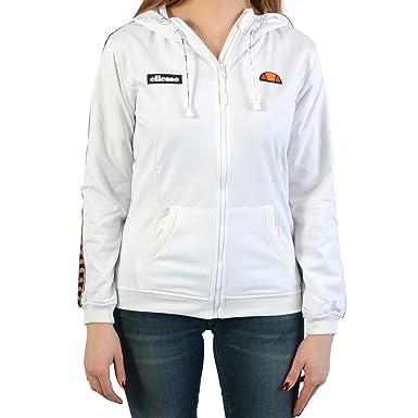 10466e0de6feb Sweat A Capuche Zipper Ellesse  Amazon.fr  Vêtements et accessoires