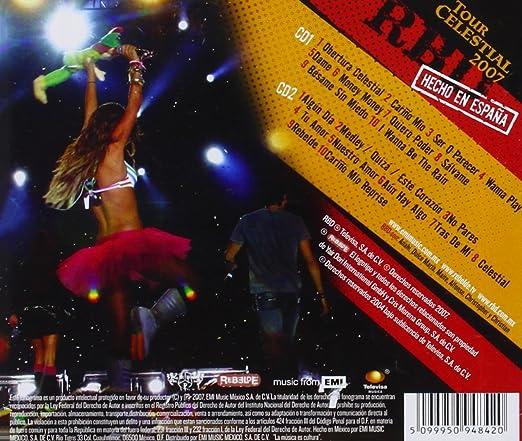 Tour Celestial 2007 Hecho en E: Rbd: Amazon.es: Música