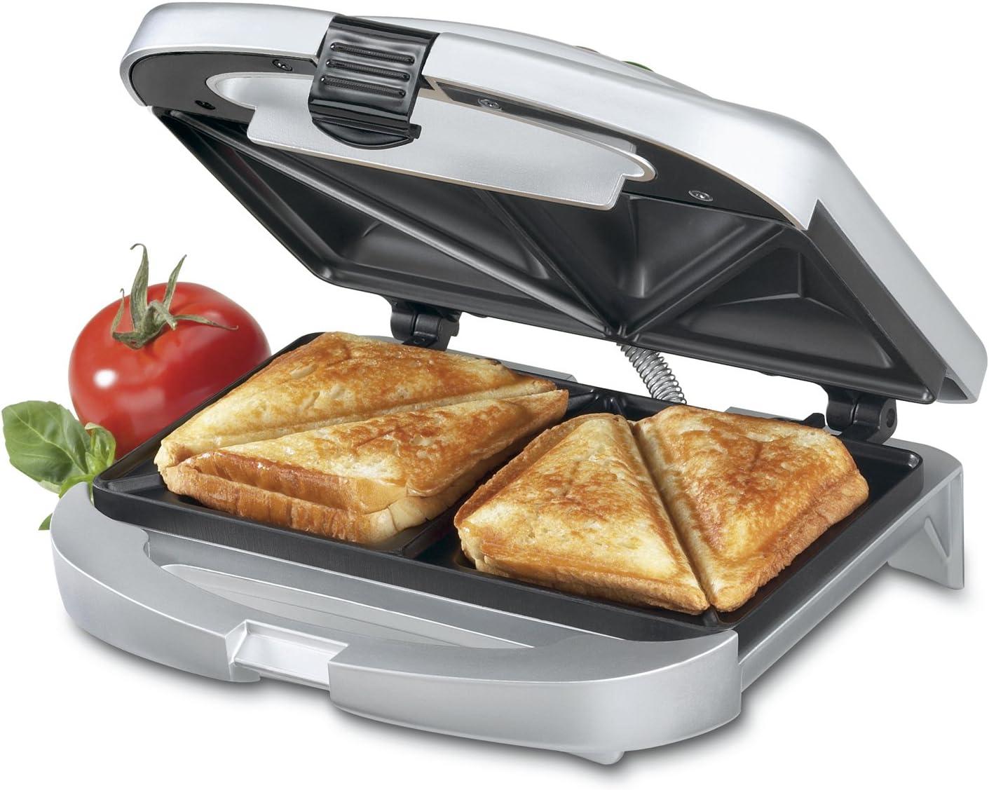 Cuisinart WM-SW2N Dual-Sandwich Maker