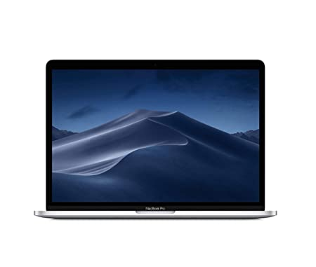 Apple MacBook Pro with Touch Bar (Mid 2018, Silver)