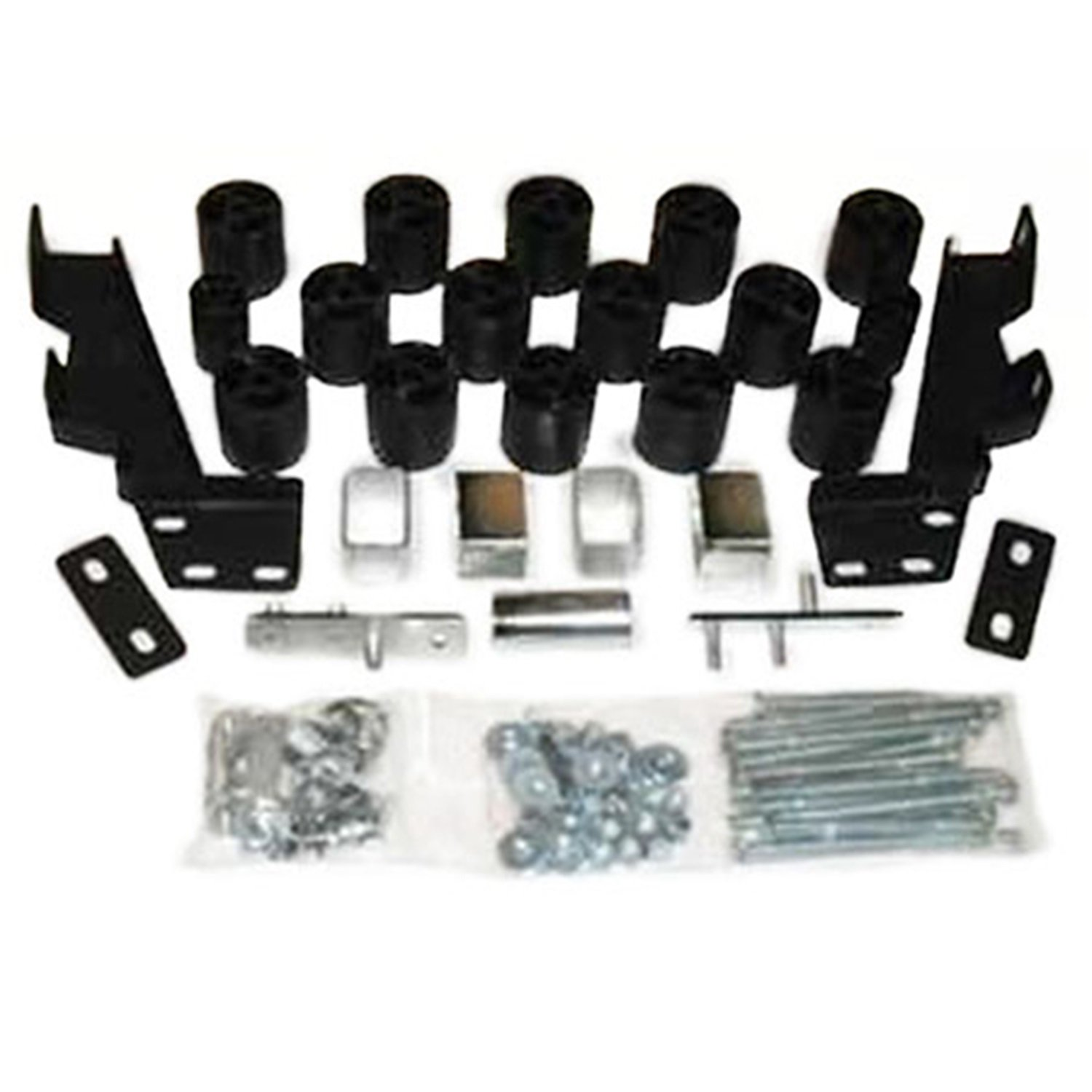 Performance Accessories, Dodge Ram Pickup Gas Sport Only, (Except 2000 Auto Trans) 3'' Body Lift Kit, fits 1999 to 2001, PA60013, Made in America