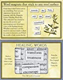 Magnetic Poetry - Healing Words Kit - Words for