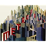 Metropolis [Reconstructed & Restored] (Masters of Cinema) [Blu-ray] [1927]