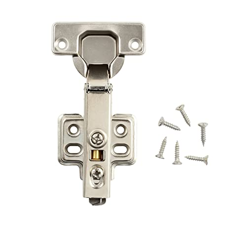 Image Unavailable. Image not available for. Color Door Hinges Cabinet Hinges AMTOVL 20x Soft Close Kitchen ...  sc 1 st  Amazon.com & Door Hinges Cabinet Hinges AMTOVL 20x Soft Close Kitchen Cabinet ...