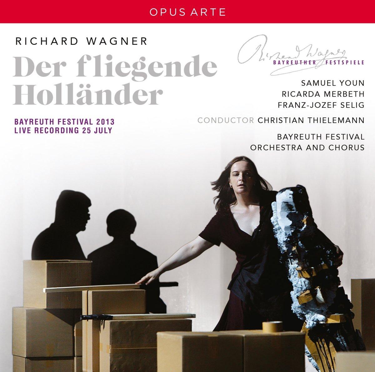 CD : Wagner - Der Fliegende Hollander (2 Pack, 2PC)