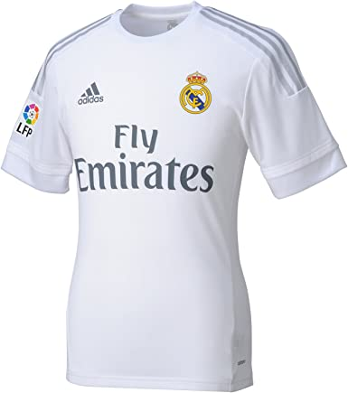 adidas 1ª Equipación Real Madrid CF - Camiseta Oficial