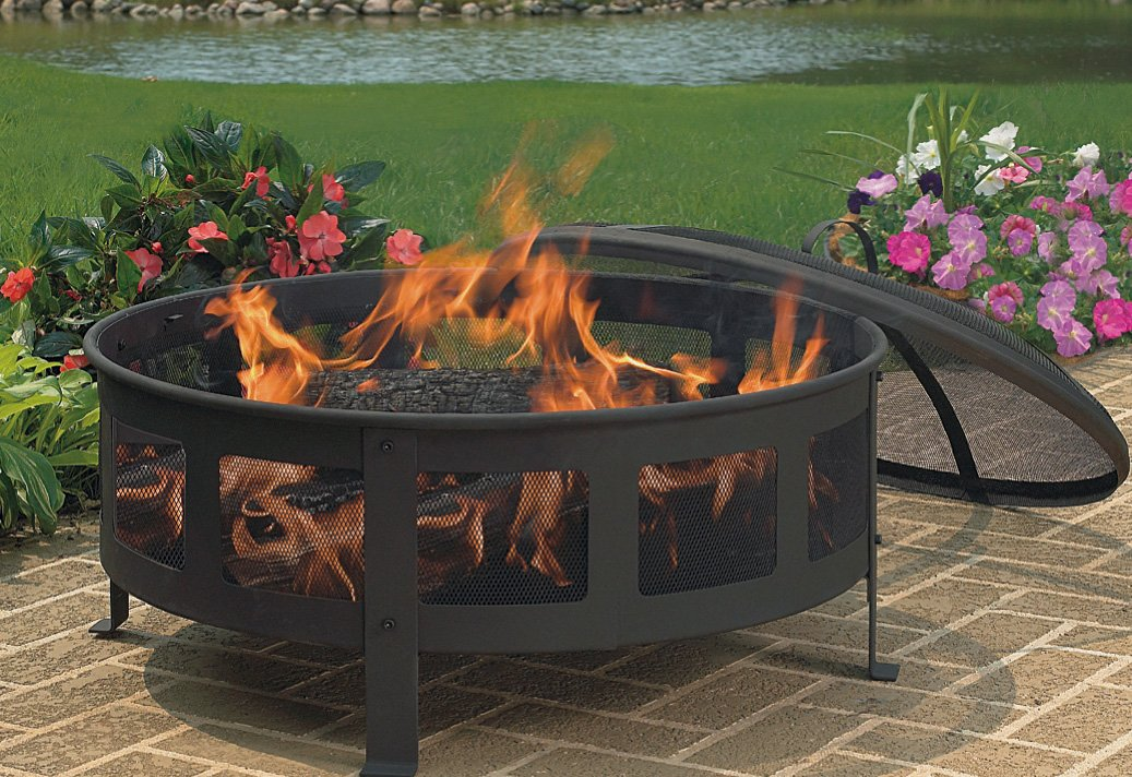 outdoor kits gas portable how fireplace with chimney