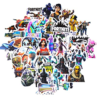 Gaming Stickers for Party Favors(104pcs) Watter Bottles Stickers for Teens,Girls,Luggage Bicycle Notebooks,Computers,Phone,Cars: Arts, Crafts & Sewing