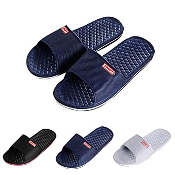 dab873e648a1 Image Unavailable. Image not available for. Color  Sunbona Bath Slippers