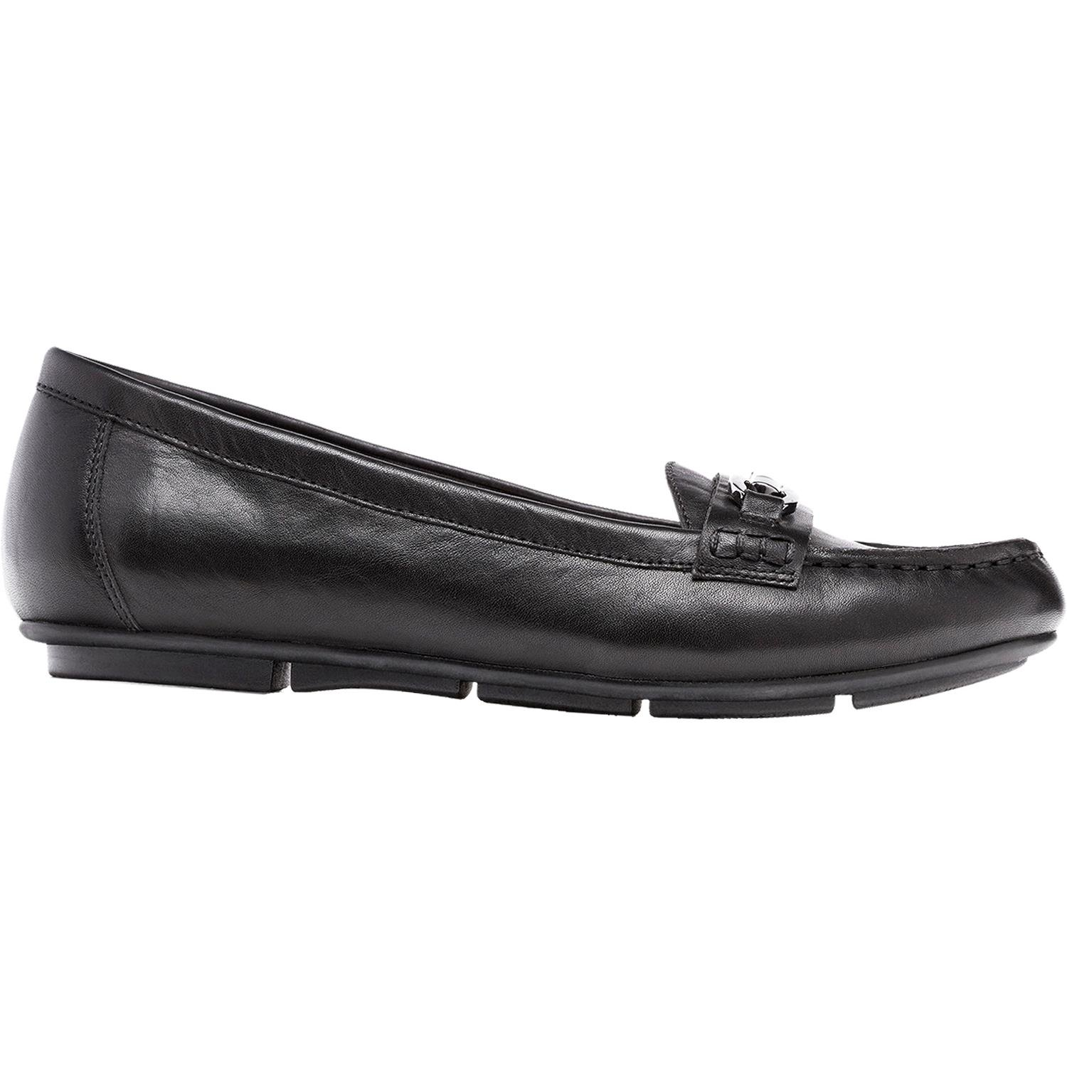VIONIC Women's Chill Kenya Loafer Black Loafer