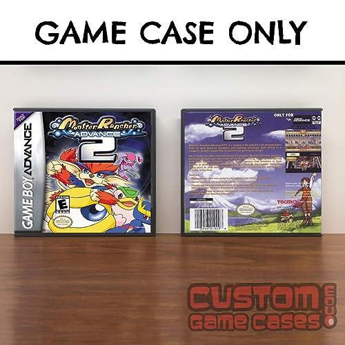 Gameboy Advance Monster Rancher Advance 2 - Case